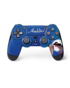 Aladdin and Princess Jasmine PS4 Controller Skin