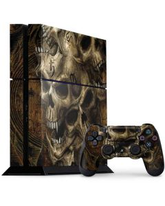Alchemy - Gestaltkopf PS4 Console and Controller Bundle Skin
