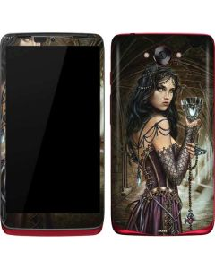 Alchemy - Name Of The Rose Motorola Droid Skin