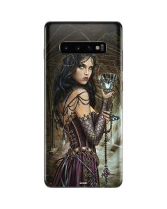 Alchemy - Name Of The Rose Galaxy S10 Plus Skin