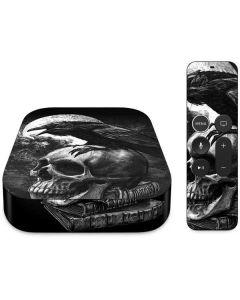 Alchemy - Poe's Raven Apple TV Skin