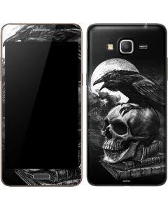 Alchemy - Poe's Raven Galaxy Grand Prime Skin