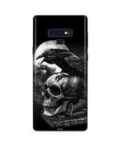 Alchemy - Poe's Raven Galaxy Note 9 Skin