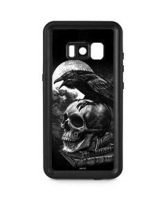 Alchemy - Poe's Raven Galaxy S8 Plus Waterproof Case