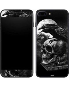 Alchemy - Poe's Raven iPhone 7 Plus Skin