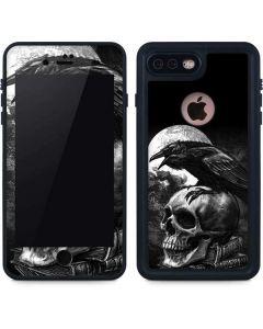 Alchemy - Poe's Raven iPhone 8 Plus Waterproof Case