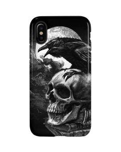 Alchemy - Poe's Raven iPhone X Pro Case
