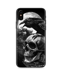 Alchemy - Poe's Raven iPhone X Skin