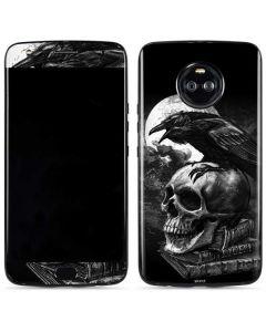 Alchemy - Poe's Raven Moto X4 Skin
