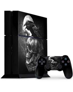 Alchemy - Poe's Raven PS4 Console and Controller Bundle Skin