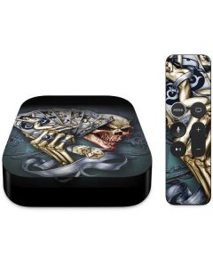 Alchemy - Read Em and Weep Apple TV Skin
