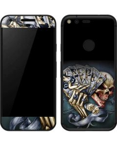 Alchemy - Read Em and Weep Google Pixel Skin