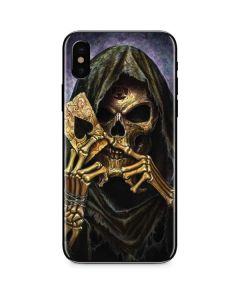 Alchemy - Reapers Ace iPhone X Skin