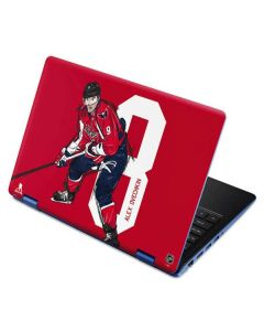 Alex Ovechkin #8 Action Sketch Aspire R11 11.6in Skin
