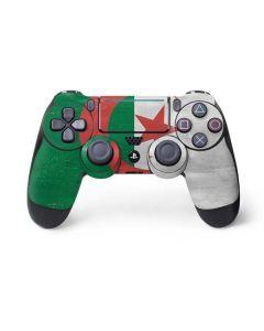 Algeria Flag Distressed PS4 Pro/Slim Controller Skin