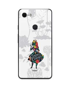 Alice Curiouser and Curiouser Google Pixel 3 XL Skin