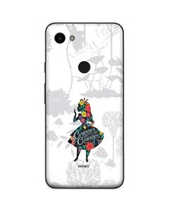 Alice Curiouser and Curiouser Google Pixel 3a Skin