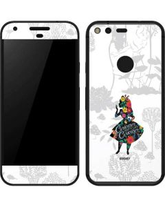 Alice Curiouser and Curiouser Google Pixel Skin