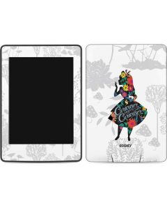 Alice Curiouser and Curiouser Amazon Kindle Skin