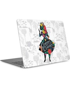 Alice Curiouser and Curiouser Apple MacBook Air Skin