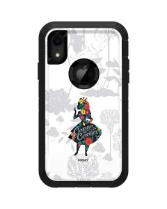 Alice Curiouser and Curiouser Otterbox Defender iPhone Skin