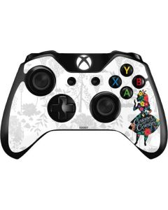 Alice Curiouser and Curiouser Xbox One Controller Skin