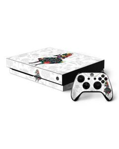 Alice Curiouser and Curiouser Xbox One X Bundle Skin