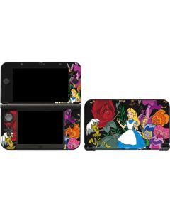 Alice in Wonderland 3DS XL 2015 Skin