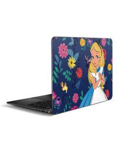 Alice in Wonderland Floral Print Zenbook UX305FA 13.3in Skin