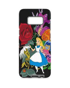Alice in Wonderland Galaxy S8 Pro Case