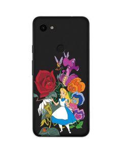 Alice in Wonderland Google Pixel 3a Skin