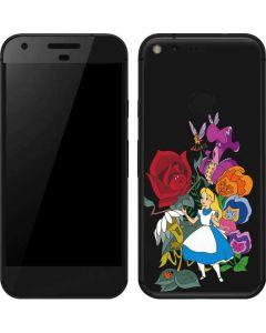 Alice in Wonderland Google Pixel Skin