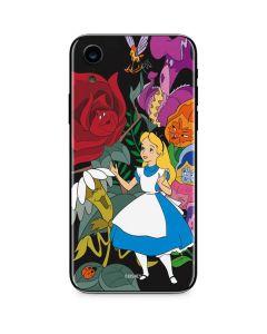 Alice in Wonderland iPhone XR Skin