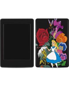 Alice in Wonderland Amazon Kindle Skin