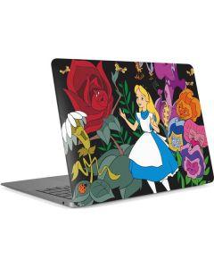 Alice in Wonderland Apple MacBook Air Skin
