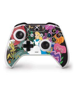 Alice in Wonderland Xbox One S Controller Skin