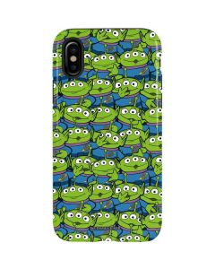 Alien Collage iPhone XS Max Pro Case