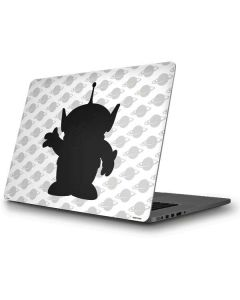 Alien Silhouette Apple MacBook Pro Skin