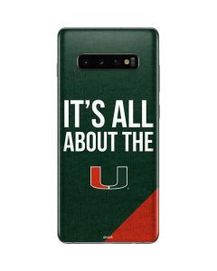 All About the U Galaxy S10 Plus Skin