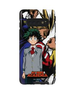 All Might and Deku Galaxy S10 Plus Pro Case