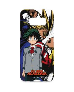 All Might and Deku Galaxy S8 Plus Lite Case
