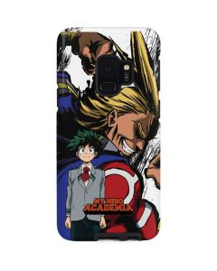 All Might and Deku Galaxy S9 Pro Case