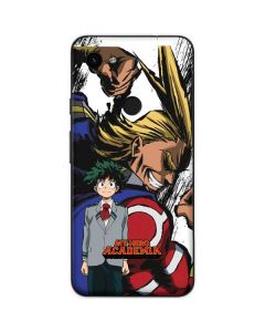 All Might and Deku Google Pixel 3a Skin