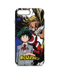 All Might and Deku iPhone 7 Plus Pro Case