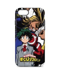 All Might and Deku iPhone 7 Pro Case