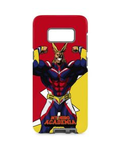 All Might Galaxy S8 Pro Case