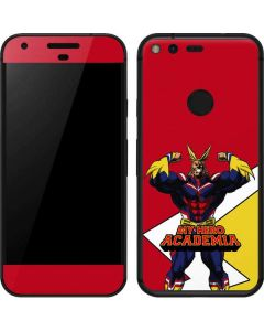 All Might Google Pixel Skin
