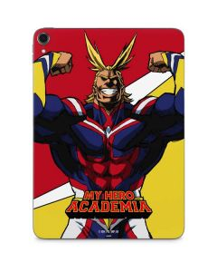 All Might Apple iPad Pro Skin