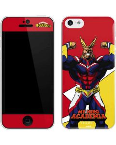 All Might iPhone 5c Skin
