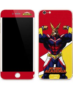 All Might iPhone 6/6s Plus Skin